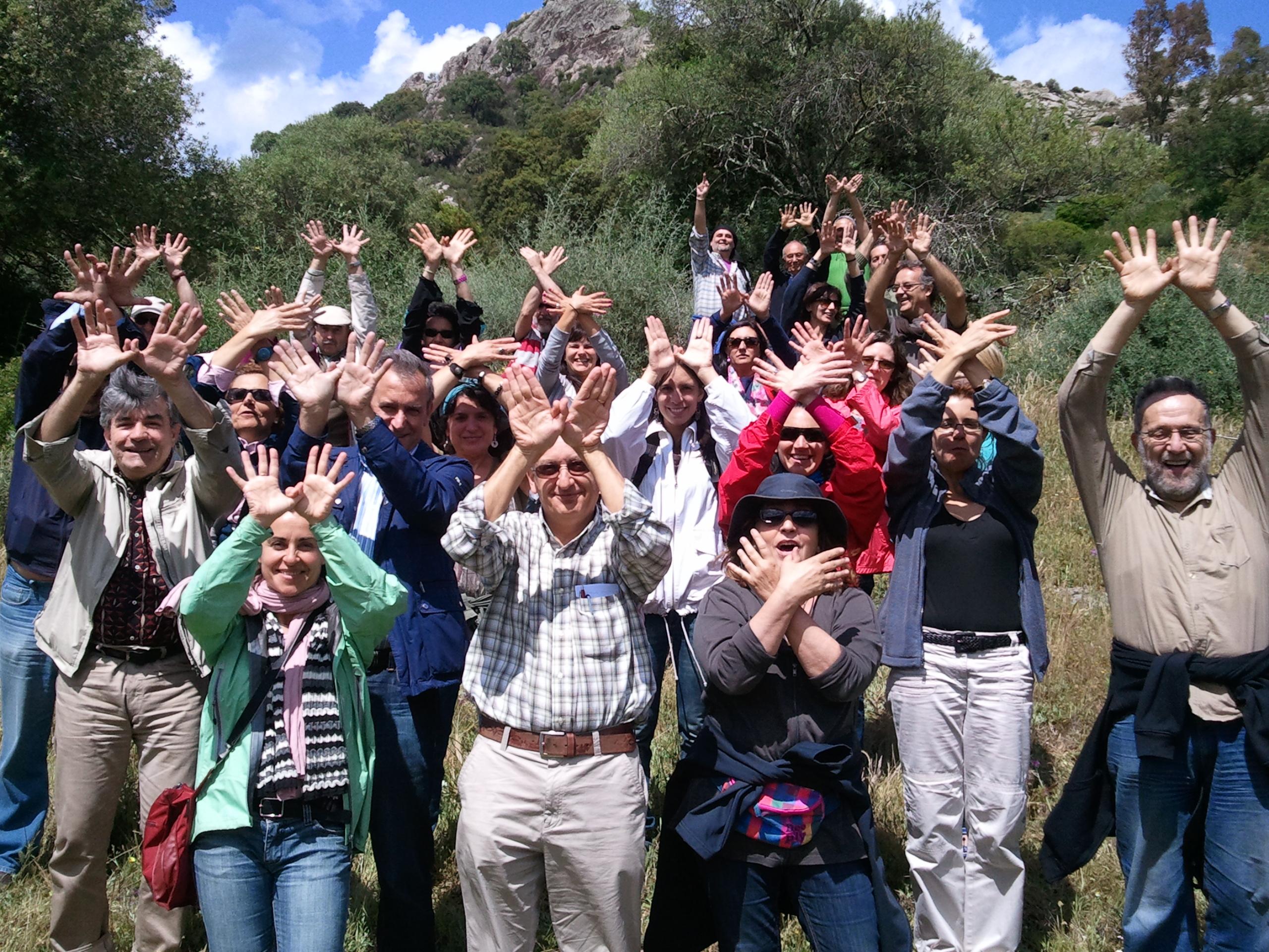 Fundación Nueva Cultura del Agua, desde Los Alcornocales