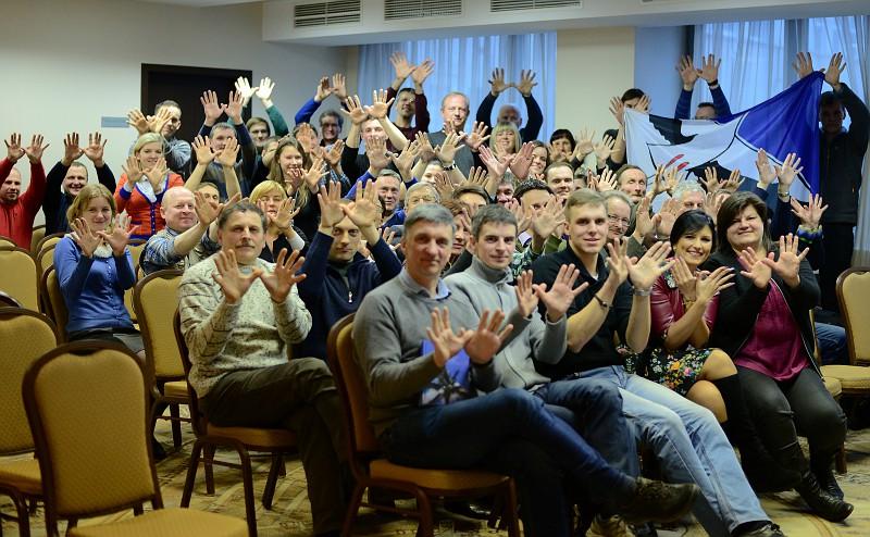 LOD members' meeting