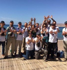 Champions of the Flyway BirdLife participants