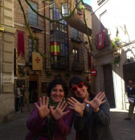 Bea y Rita en Toledo