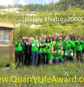 HeidelbergCement supports Natura2000!
