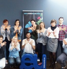 The @EUregistry supporting ‪#‎natura2000day‬. Join the butterfly effect: www.natura2000day.eu