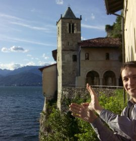 Long live Natura 2000, greetings from Lago Maggiore