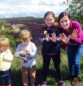 LIFE Raised Bogs – on one of our 12 Irish SAC's