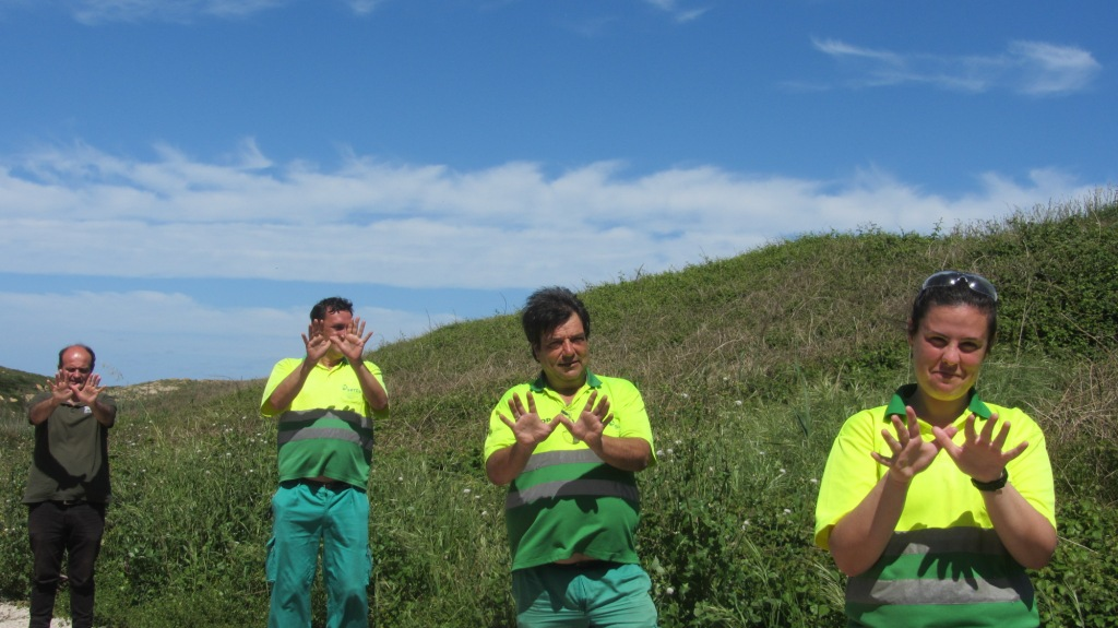 LIFE Stop Cortaderia con Natura 2000 Day