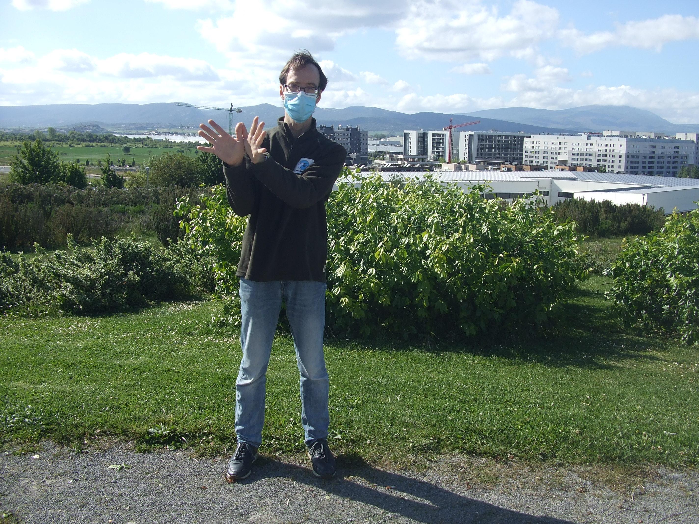 En el Anillo Verde de Vitoria-Gasteiz
